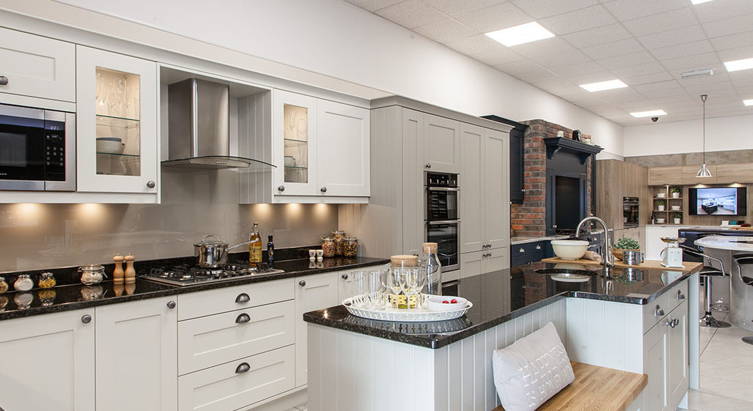 Fitted Kitchen Design Nottingham & Derby | UK Kitchens